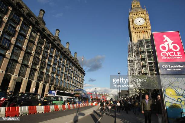 Daily Life - City Westminster in London