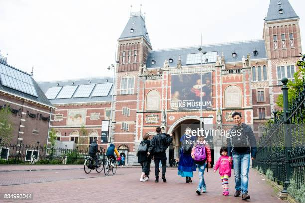Daily life in Amsterdam Netherlands on August 18th 2017 Amsterdam is one of the most beautiful creative and cyclefriendly cities in Europe Its got a...