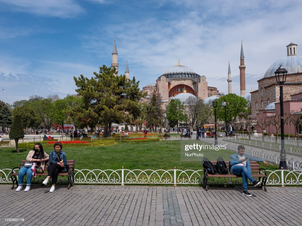 Daily Life In Istanbul : Nieuwsfoto's
