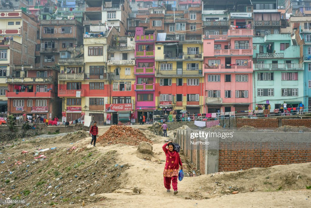 Daily Life In Kirtipur : News Photo