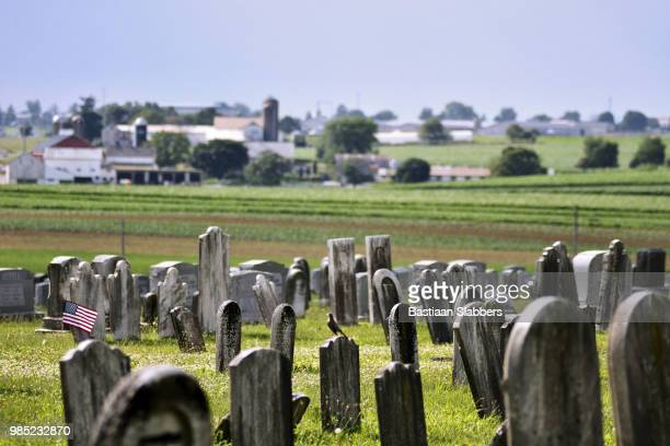 daily life in rural usa, lancaster county, pa - lancaster county pennsylvania stock pictures, royalty-free photos & images