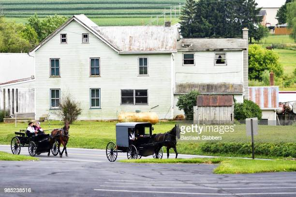 Daily life in Rural USA, Lancaster County, PA