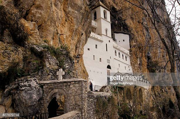 Daily life in the Republc of Montenegro in 2000 when the country was preparing to become independent and break away from Serbia.The monastery at...