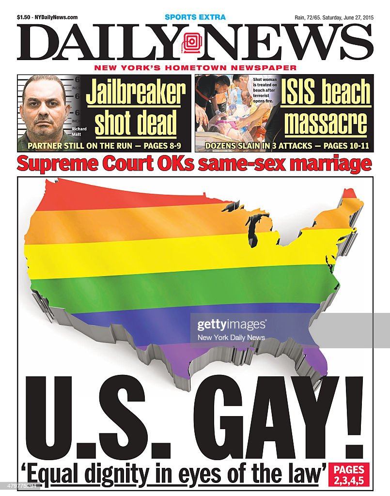 Us gay news