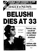 Daily news front page march 6 headline belushi dies at 33 john dies picture id479820206?s=170x170