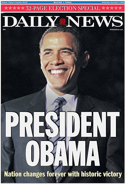 Daily News front page election special