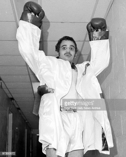 Daily News Golden Gloves Edwin Montalvo winner of the 118pound Open