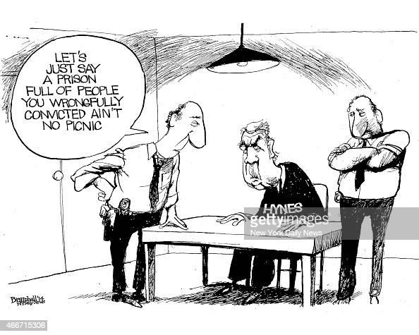 Daily News June 4 Bramhall's World cartoon, Let's just say
