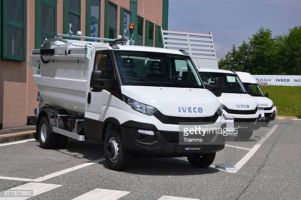 IVECO Daily vehicles