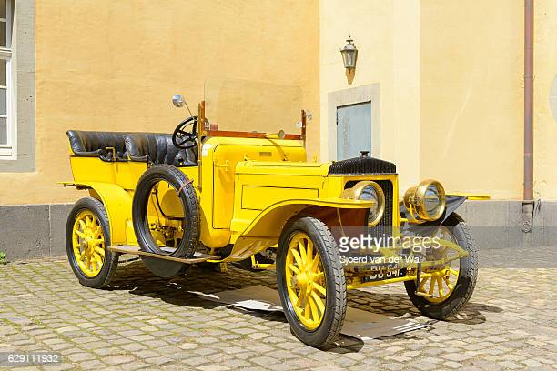 Daimler 45hp vintage 1906 classic vintage car