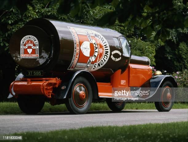 Daimler Bottle Van. Creator: Unknown.
