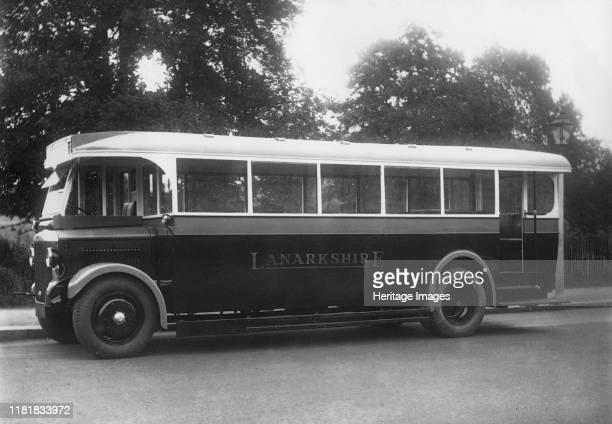 Daimler CF6 service bus. Creator: Unknown.