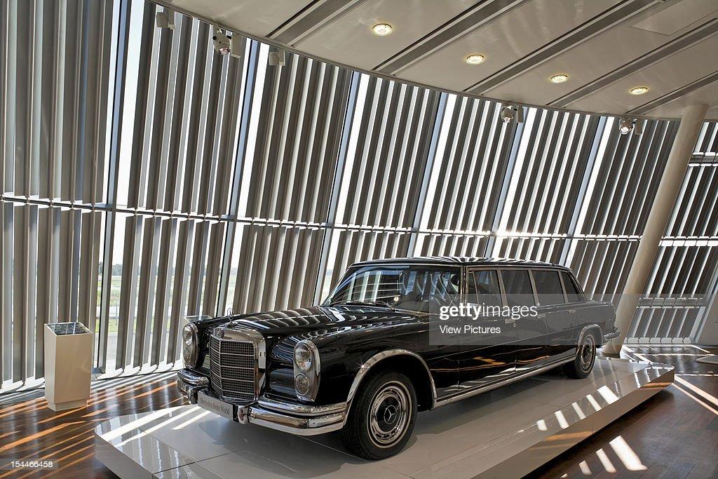 Daimler Chrysler / Mercedes Benz, Weybridge, United ...