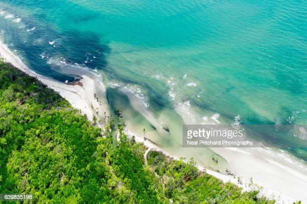 Daintree National Park Aerial