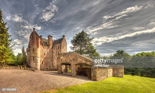 CONTENT] Dairsie Castle Fife Scotland Dairsie Castle is a 16th century tower house overlooking the River Eden south of Dairsie in Fife Scotland The...
