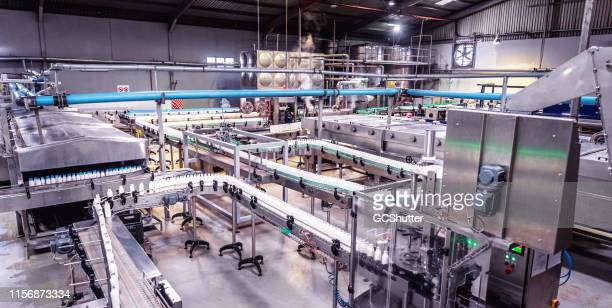 dairy factory in africa - plant stock pictures, royalty-free photos & images