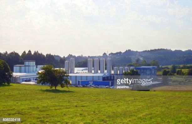 dairy industry - milk tanker stock photos and pictures
