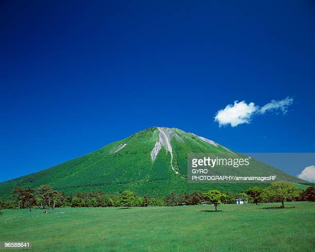 Daisen, a volcanic mountain in Tottori Prefecture, Japan