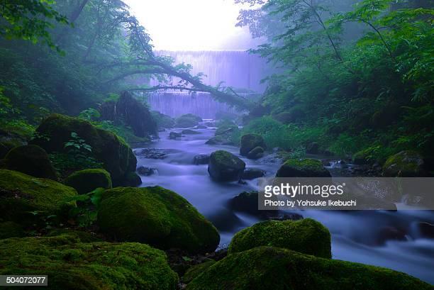 daisen - tottori prefecture stock photos and pictures
