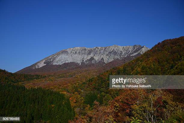 daisen - yonago stock photos and pictures
