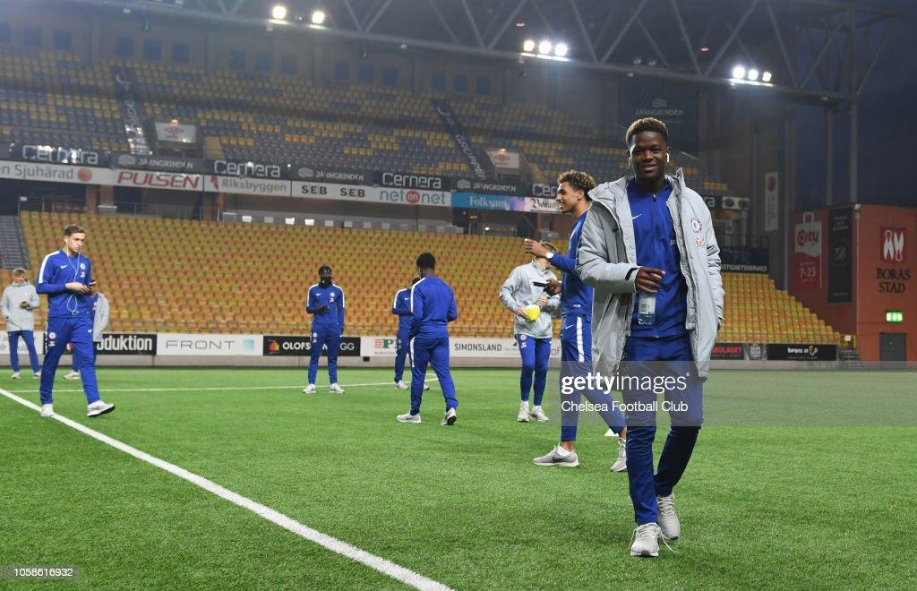 Elfsborg v Chelsea: UEFA Youth League