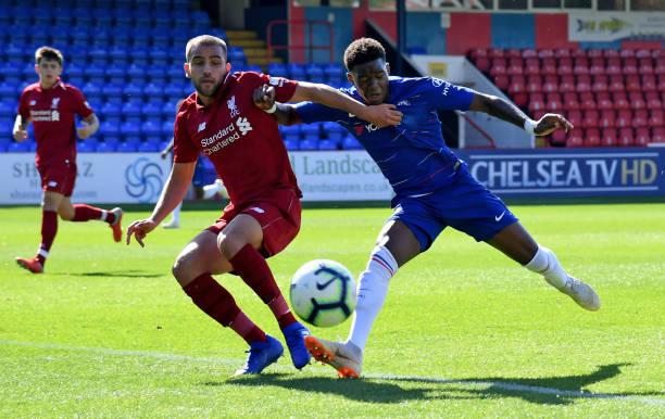 Chelsea U23 v Liverpool U23 - Premier League 2