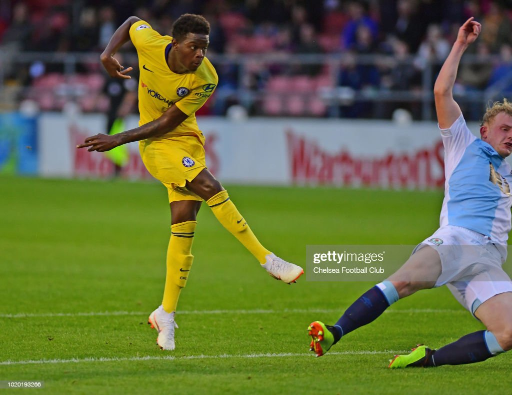 Blackburn Rovers U23 v Chelsea U23 - Premier League 2