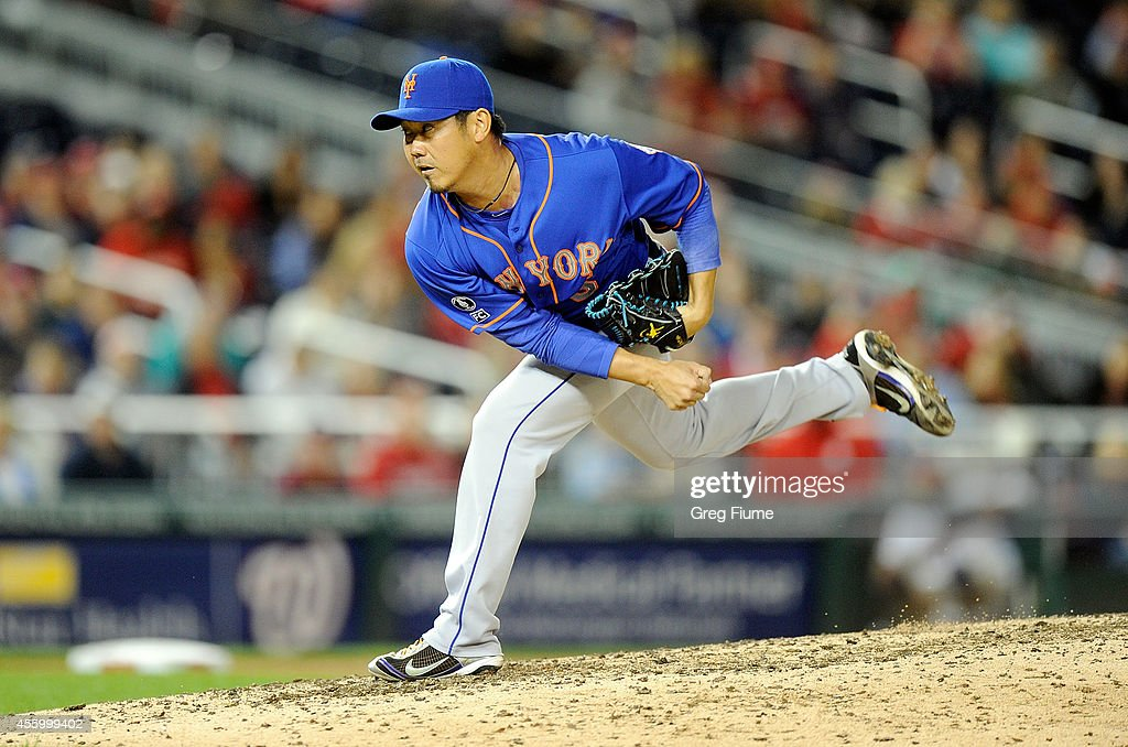 New York Mets v Washington Nationals