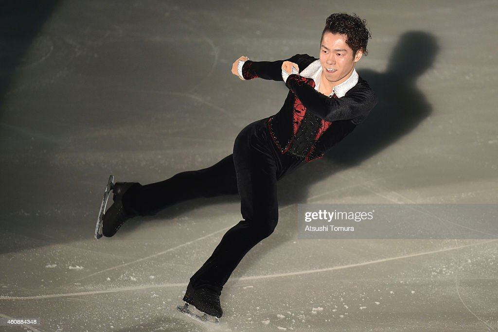 All Japan Medalist On Ice : ニュース写真