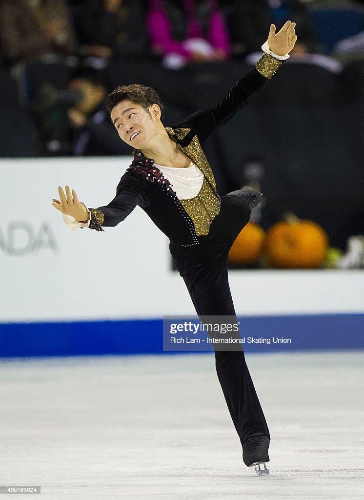 Skate Canada International ISU Grand Prix of Figure Skating - Day 2 : News Photo