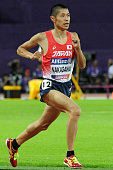 london england daisuke nakagawa japan competes