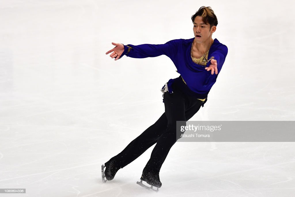 87th Japan Figure Skating Championships - Day 2 : ニュース写真