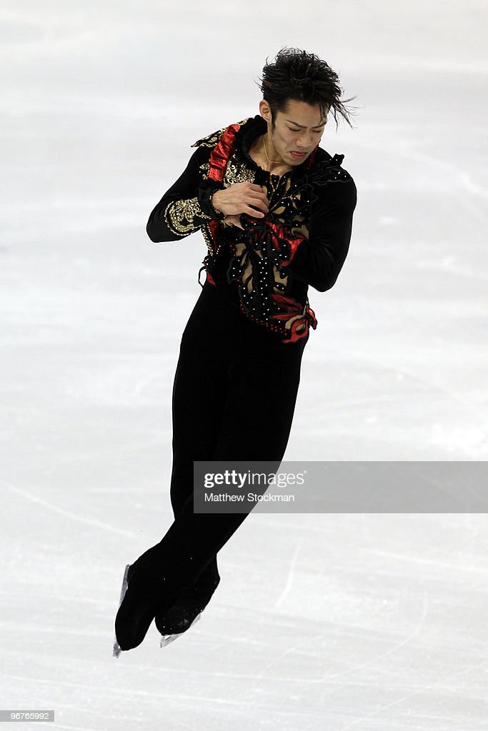 Figure Skating Men's Singles - Day 5 : News Photo