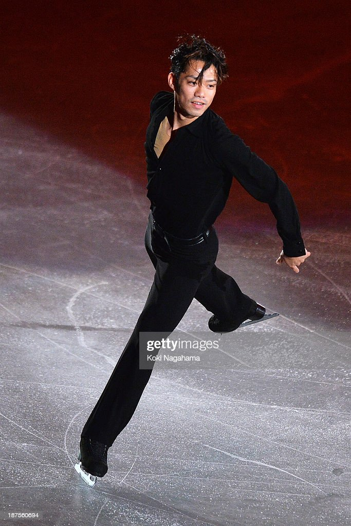ISU Grand Prix of Figure Skating  2013/2014 NHK Trophy - Day 3 : News Photo