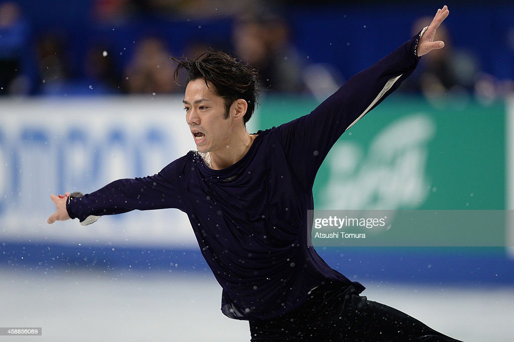 82nd All Japan Figure Skating Championships - Day Two : News Photo