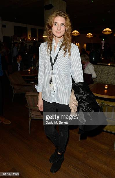 Daisy Bevan at the newly opened hotel The Hoxton Holborn launching with an immersive theatre play The Backstage Tour written by Amy Gadney at The...