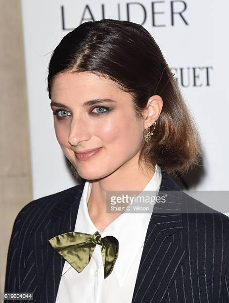 Daisy Bevan attends Harper's Bazaar Women Of The Year Awards at Claridge's Hotel on October 31 2016 in London England