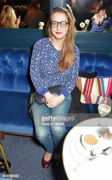 Daisy de Villeneuve attends a private breakfast hosted by Azzi Glasser to launch of new fragrance 'After Hours' created by The Perfumer's Story...