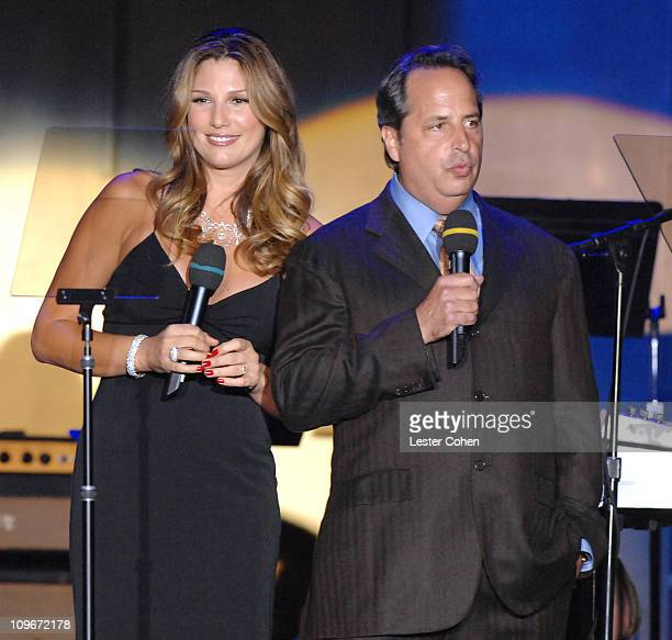 """Daisy Fuentes and Jon Lovitz during 14th Annual Race to Erase MS Themed """"Dance to Erase MS"""" - Show at Hyatt Regency Century Plaza in Century City,..."""