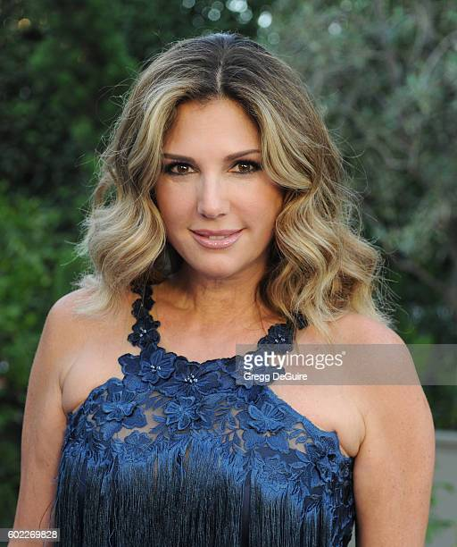 Daisy Fuentes arrives at Mercy For Animals Hidden Heroes Gala 2016 at Vibiana on September 10 2016 in Los Angeles California