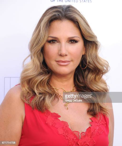 Daisy Fuentes arrives at the Humane Society Of The United States' Annual To The Rescue Los Angeles Benefit at Paramount Studios on April 22 2017 in...