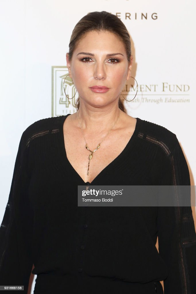 Daisy Fuentes attends A Legacy Of Changing Lives Presented By The Fulfillment Fund at The Ray Dolby Ballroom at Hollywood & Highland Center on March 13, 2018 in Hollywood, California.