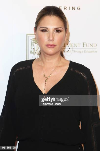 Daisy Fuentes attends A Legacy Of Changing Lives Presented By The Fulfillment Fund at The Ray Dolby Ballroom at Hollywood Highland Center on March 13...