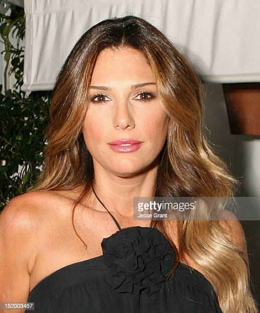 Daisy Fuentes attends DuJour's Nicole Richie October Cover Party hosted by DuJour Media's Jason Binn held at SkyBar at the Mondrian Los Angeles on...