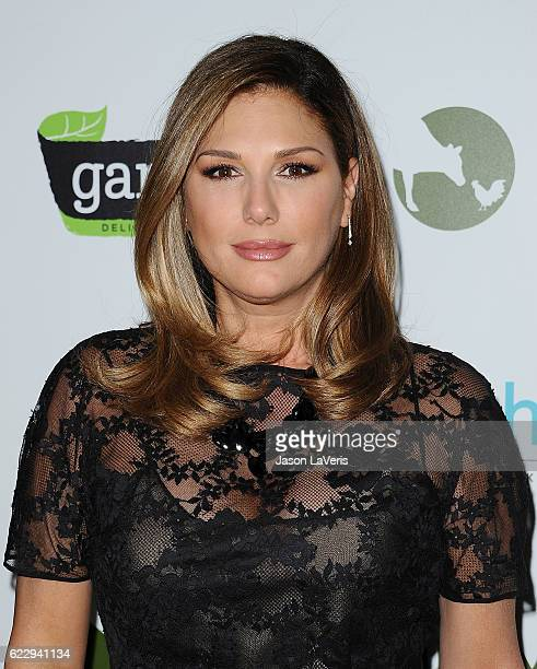 Daisy Fuentes attends Farm Sanctuary's 30th anniversary gala at the Beverly Wilshire Four Seasons Hotel on November 12 2016 in Beverly Hills...