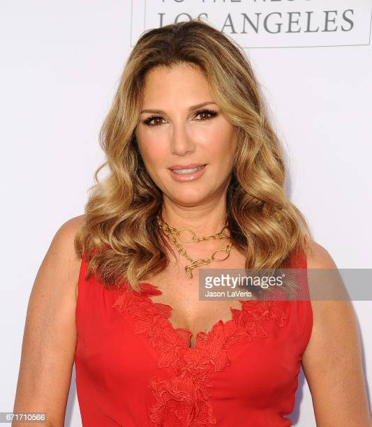 Daisy Fuentes attends Humane Society of The United States' annual To The Rescue Los Angeles benefit at Paramount Studios on April 22 2017 in...