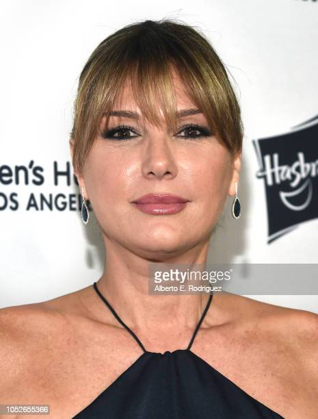Daisy Fuentes attends the 2018 Children's Hospital Los Angeles 'From Paris With Love' Gala at LA Live on October 20 2018 in Los Angeles California