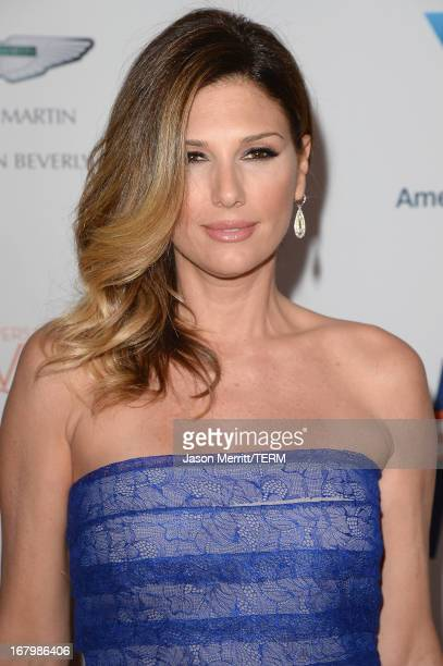 Daisy Fuentes attends the 20th Annual Race To Erase MS Gala Love To Erase MS at the Hyatt Regency Century Plaza on May 3 2013 in Century City...