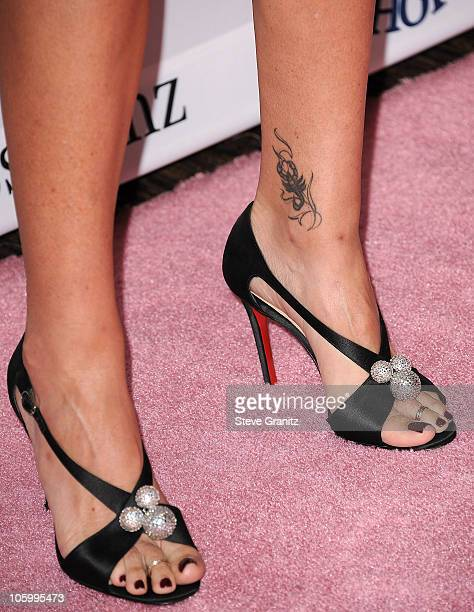 Daisy Fuentes attends The 32nd Annual Carousel Of Hope Ball at The Beverly Hilton hotel on October 23 2010 in Beverly Hills California