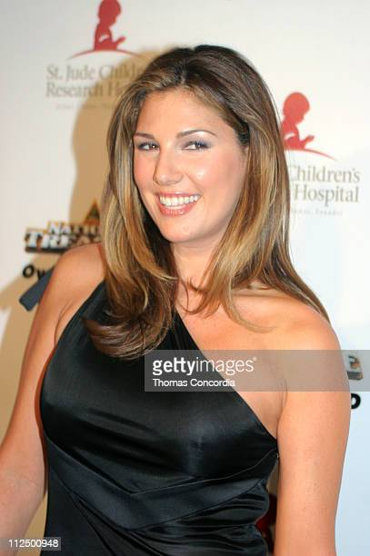 Daisy Fuentes during 3rd Annual Runway For Life Benefiting St Jude Children's Research Hospital Red Carpet at Beverly Hilton in Beverly Hilton...